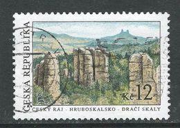 Tsjechië 2003, Mi  355, Hoge Waarde,  Gestempeld - Tchéquie