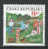 Tsjechië 2004, Mi  395,  Gestempeld - Tchéquie