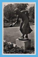 CPSM - Dusseldorf (Allemagne) - Joueuse De Boules Dans Le Jardin Botanique - Duesseldorf
