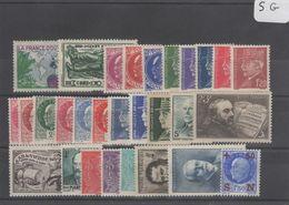 1603  Lot De TIMBRES FRANCE  NEUFS Sans Gomme Entre 1900 Et 1959     2 Euros La Plaquette - Other
