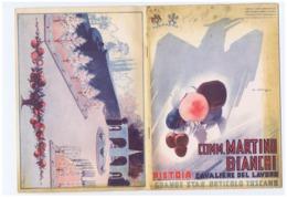 PISTOIA - COMM. MARTINO BIANCHI - STAB. ORTICOLO TOSCANO - CATALOGO SETT. 1939 - COPERTINE DI L. CIANI - Books, Magazines, Comics