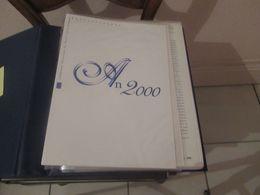 Documents De La Poste Année  2000 48 SCANS - Timbres