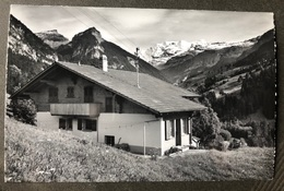 Kiental Chalet Jaisli Rufenen/ Photo Gyger Adelboden - BE Berne