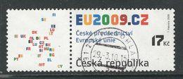 Tsjechië 2008, Mi  583,   Gestempeld - Tchéquie