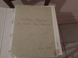 Documents De La Poste Année  1993   28 SCANS - Timbres