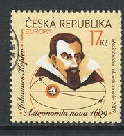 Tsjechië 2009, Mi  595,   Gestempeld - Tchéquie