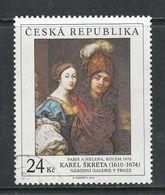Tsjechië 2010, Mi  660, Hoge Waarde,  Gestempeld - Tchéquie