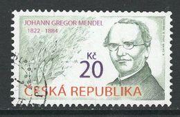 Tsjechië 2012, Mi  715, Hoge Waarde,  Gestempeld - Tchéquie