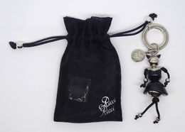 """Objet Publicitaire Des Parfums Nina RICCI """"Ricci Ricci"""" Porte Clé - Parfums & Beauté"""