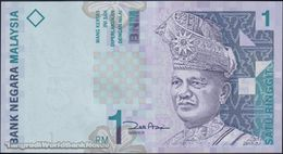 TWN - MALAYSIA 39b - 1 Ringgit 1998 Prefix AGG - Signature: Zeti Aziz UNC - Malaysie