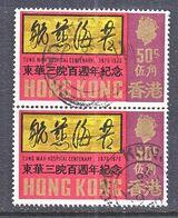 HONG KONG  258    (o) - Hong Kong (...-1997)