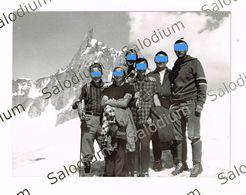 VALLE D'AOSTA -  Courmayeur  - Foto Fotografia - Sport Sci Alpinismo - Places
