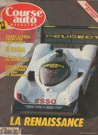 Course Auto 1991 Michael Schumacher Dit Tout  Schumi à Magny Cours Voiture Sport Erik Comas Paul Belmondo - Sport