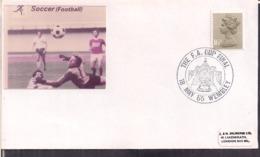 Great Britain - 1985 - Special Postmark - The FA Cup Final - Cygnus - Berühmte Teams