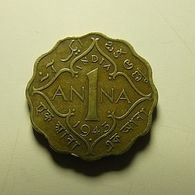 British India 1 Anna 1943 - Kolonies