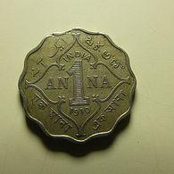 British India 1 Anna 1910 - Colonies