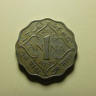 British India 1 Anna 1939 - Kolonies