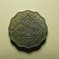 British India 1 Anna 1928 - Kolonies