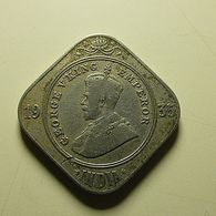 British India 2 Annas 1935 - Kolonies