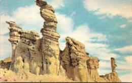 Wyoming Hell's Half Acre U S 20 & 26 - Etats-Unis