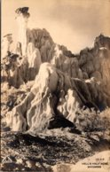 Wyoming Hell's Half Acre Real Photo - Etats-Unis