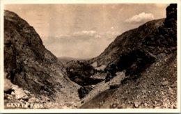 Wyoming Geneva Pass 1925 Real Photo - Etats-Unis