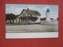 Plum Island Light  Newburyport  Massachusetts   Ref 4199- - Autres