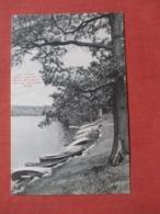 Lake Waban  Wellesley Massachusetts >    Ref 4199- - Autres