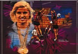 Lesotho 1996 Atlanta Olympic Games Souvenir Sheet MNH/** (H62) - Estate 1996: Atlanta