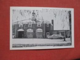 Fire Dept & Town Offices Southwick  Massachusetts >        Ref 4199- - Autres