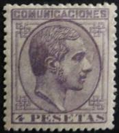 España: Año. 1878 - ( Rey Alfonso XII ) - 1875-1882 Royaume: Alphonse XII