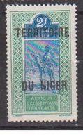 NIGER      N°  YVERT  :  16  NEUF AVEC CHARNIERES      ( CHARN  03/ 40 ) - Unused Stamps