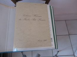 Documents De La Poste Année  1987   , 50 Feuillets - Timbres