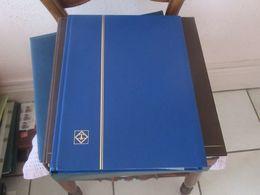 Classeur à Thèmes Faune, Flore, Effigies  23 Scans - Timbres
