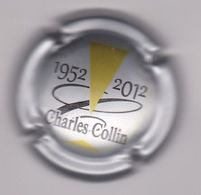 Capsule Champagne COLLIN Charles ( 19 ; 60 ANS , 1952-2012 ) {S28-20} - Champagne