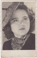 Portret-foto VROUW / Carte-photo FEMME / Porträt FRAU / Portrait  WOMAN - Fotografía