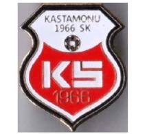 "Badge Pin: European Football Clubs Turkey -   "" Kastamonuspor "" - Fussball"