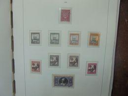 VATICAN Entre 1933 Et 1977 TRES BEL ALBUM A COMPLETER (2763) 2 KILOS 200 - Collections