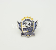 """Badge Pin Football Clubs AFC – Asian Football Confederation    """" Philippine Air Force Phoenix FC """" Philippines - Fussball"""