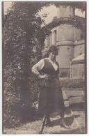 Portret-foto VROUW / Carte-photo FEMME / Porträt FRAU / Portrait  WOMAN (Leonar 843) - Fotografía