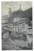 Tenda. Rovine Castello Di Beatrice E Torrione (9458) - Cuneo