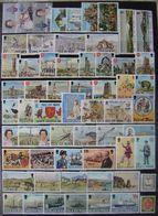 MAN -- LOTE 29 SERIES + 1 HOJITA - NUEVOS ** SIN FIJASELLOS - VER 3 FOTOS - Isle Of Man