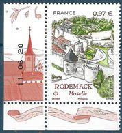 Rodemack - Moselle BDF (2020) Neuf** - France