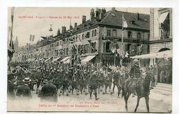 CPA  88 : ST  DIE   Chasseurs à Pied 1919  A  VOIR  !!!!!!! - Saint Die
