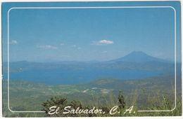 El Salvador - Lago Di Liopango, A Sólo 20 Kms. De La Capital - El Salvador