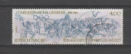 FRANCE / 1984 / Y&T N° 2314 : JO Los Angelès - Choisi - Cachet Rond - France