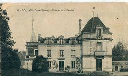 79 - Coulon : Château De La Perrine - France