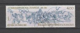 FRANCE / 1984 / Y&T N° 2314 : JO Los Angelès - Oblitéré 1987 07 18. SUPERBE ! - France
