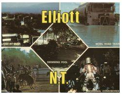 (B 25) Australia - NT - Elliott - Australia