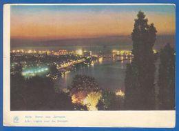 Ukraine; Kiew; Lights Over The Dnieper - Ukraine